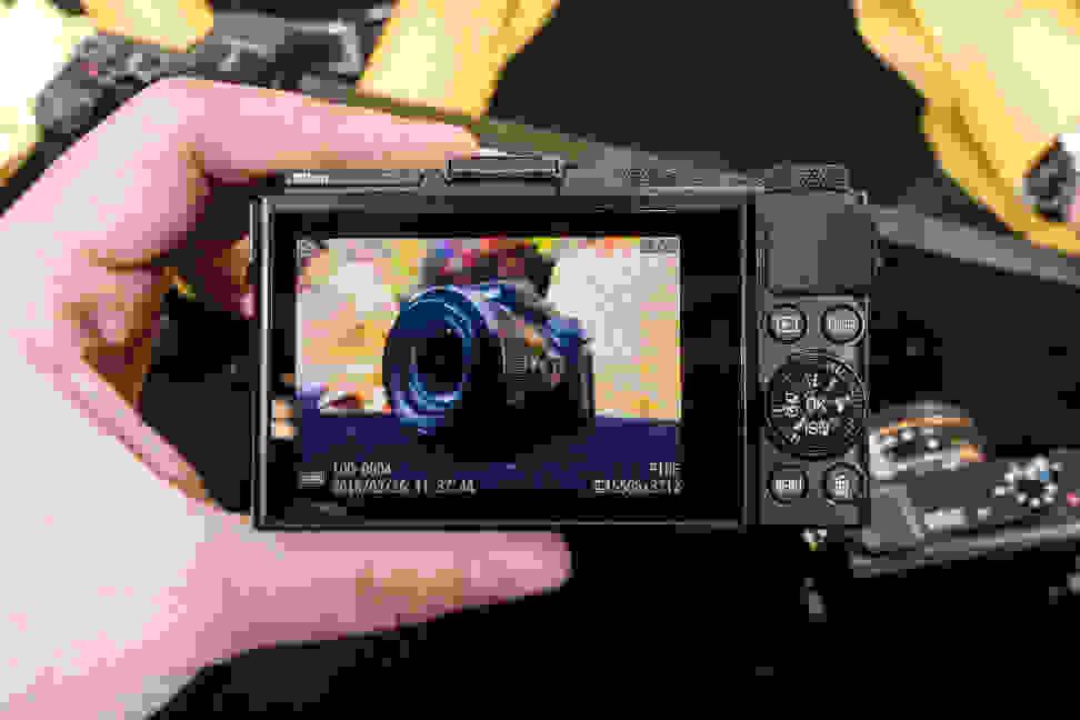 Nikon DL24-85 – Bokeh