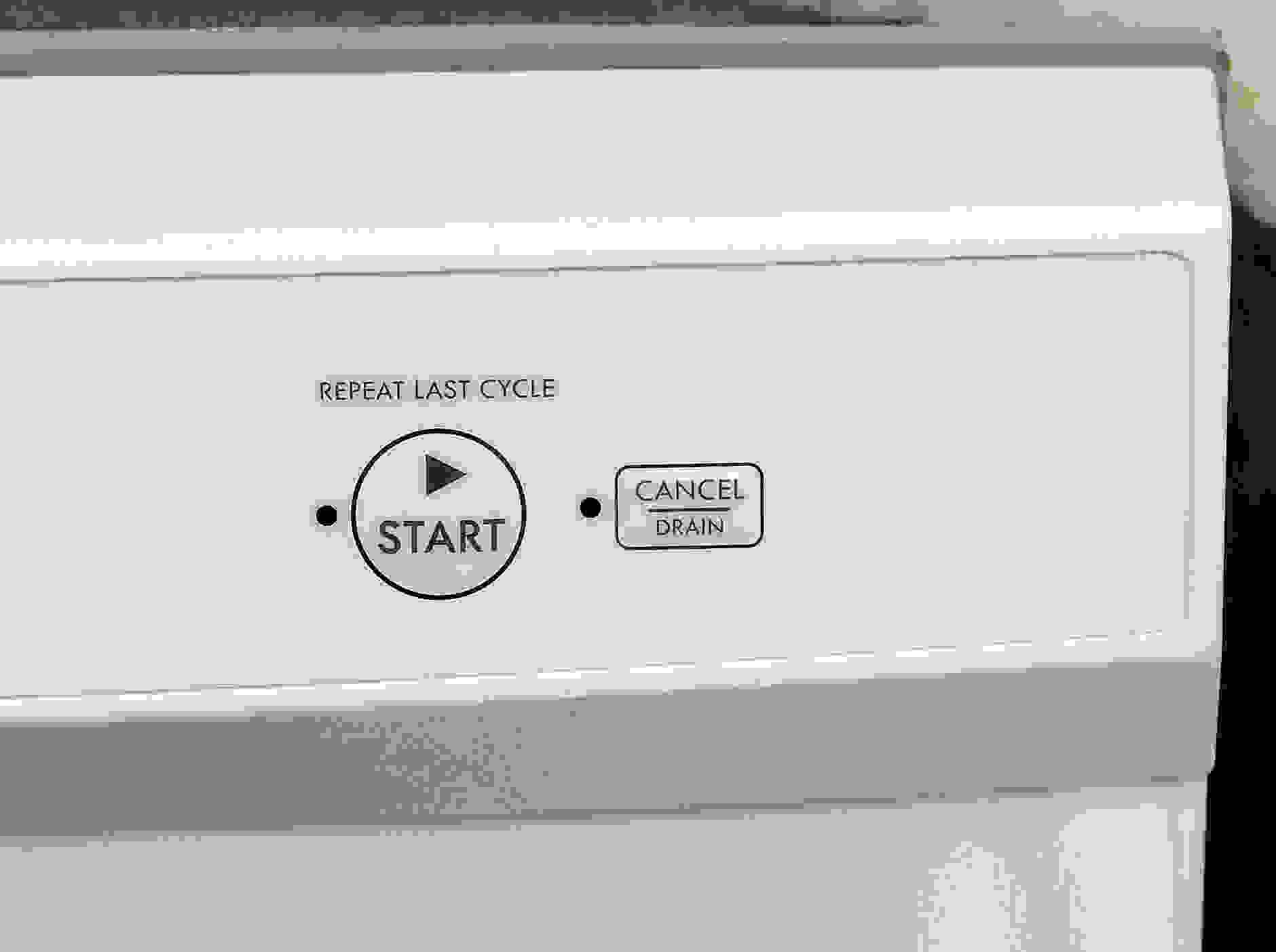 Kenmore 13042 Start Button