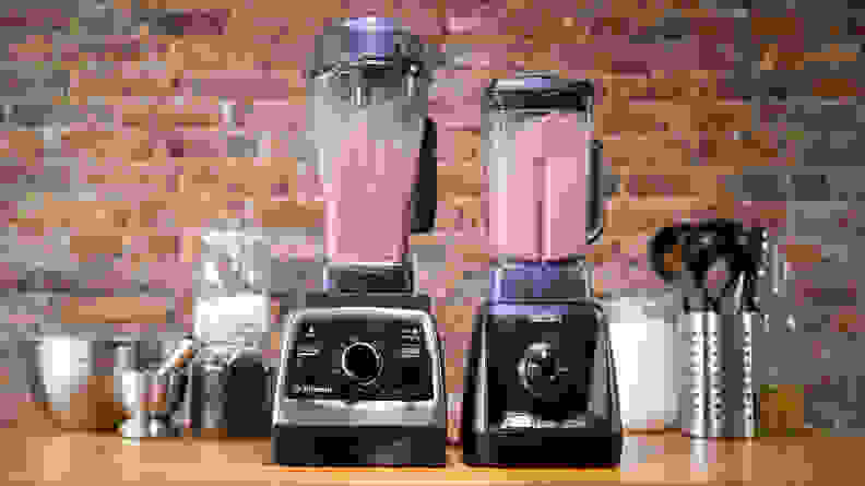 Eufy MiracleBlend and Vitamix