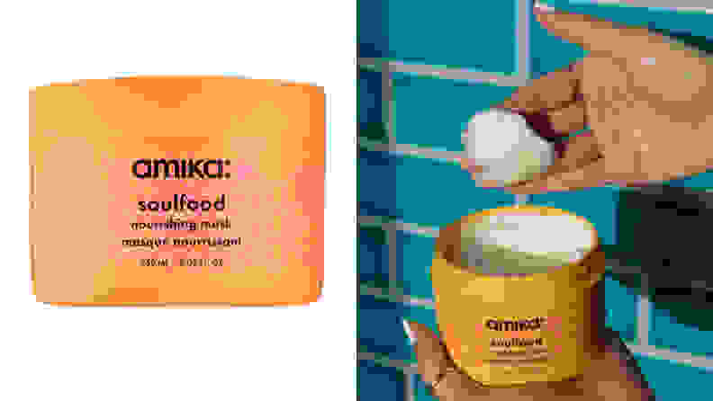 Amika Soulfood Nourishing Hair Mask