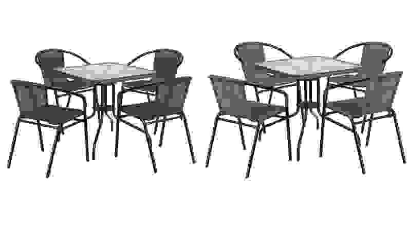 Flash Furniture Outdoor Patio Dining Set