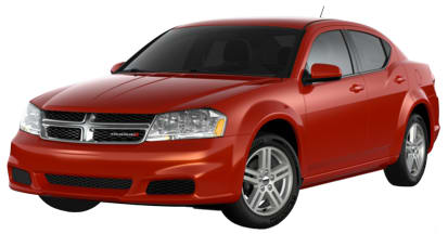 Product Image - 2012 Dodge Avenger SXT