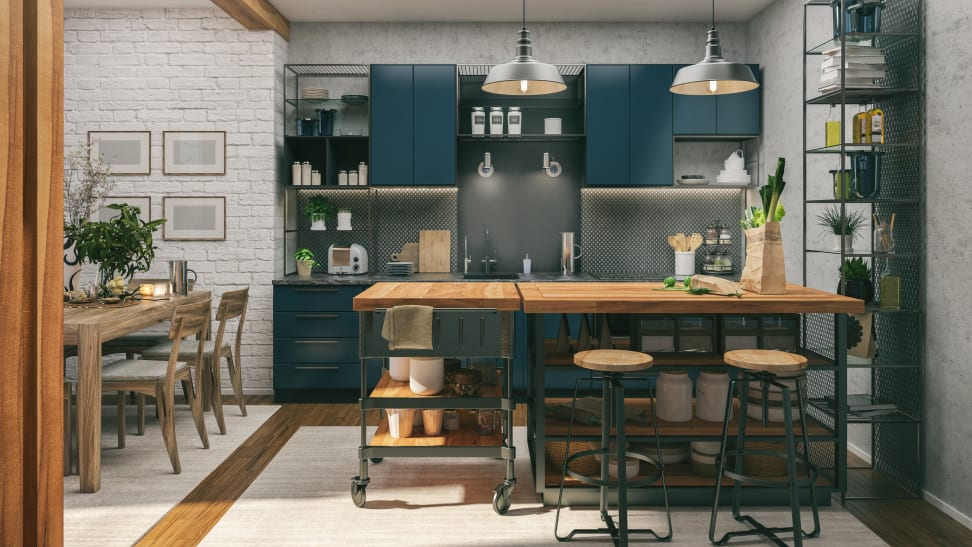 Spruce up your kitchen with a little effort and no renovation