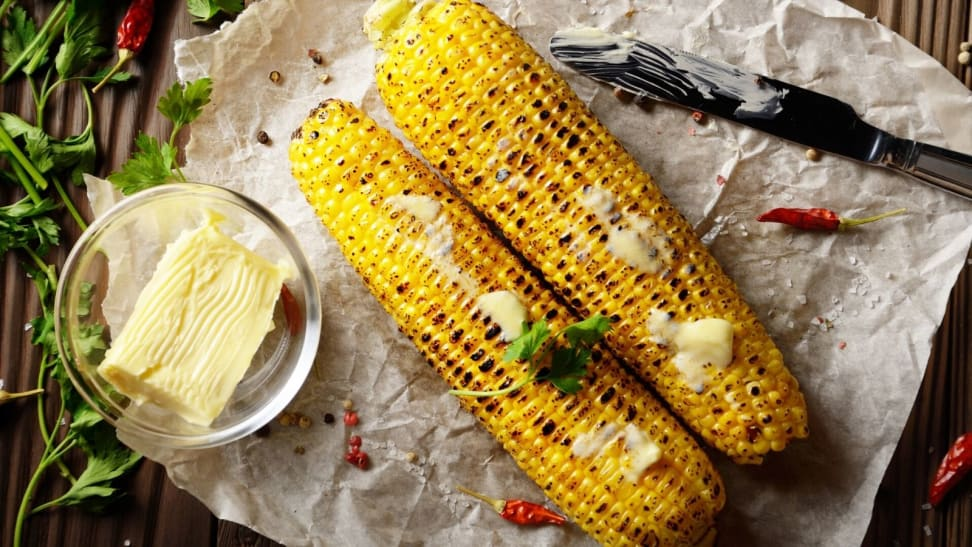 How to grill corn on the cob, according to a pitmaster