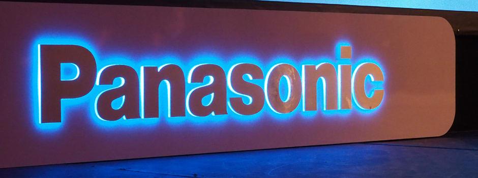 Panasonic Press Conference logo