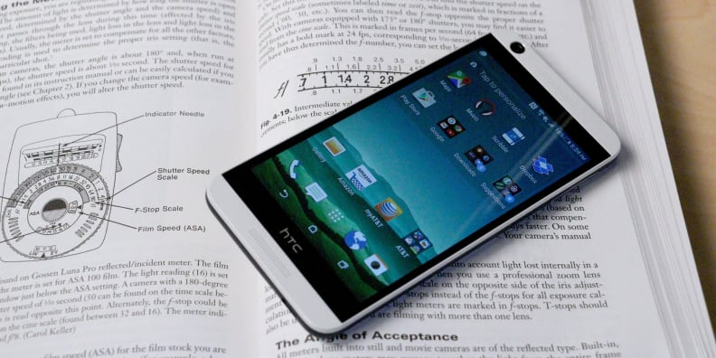 HTC Desire 626 Camera