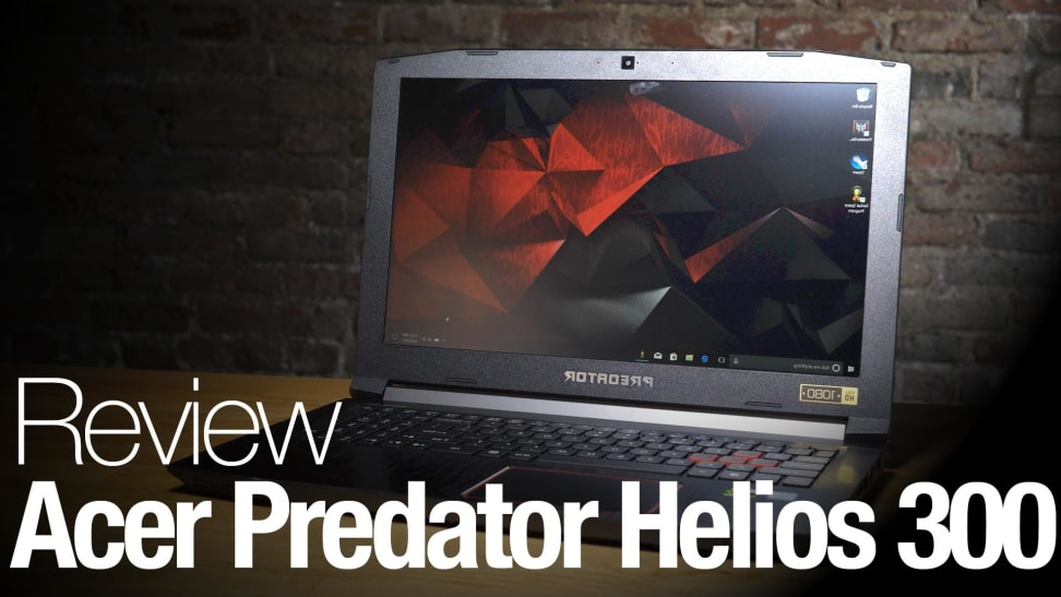 Product Image - Acer Predator Helios 300