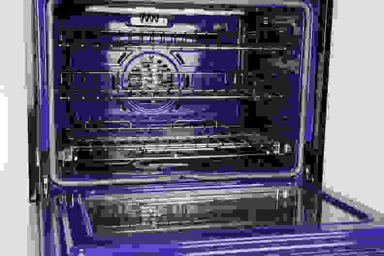Oven cavity