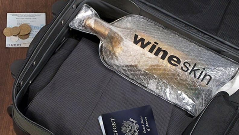 Wine skin