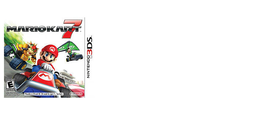 Mario Kart 7 Review Reviewed