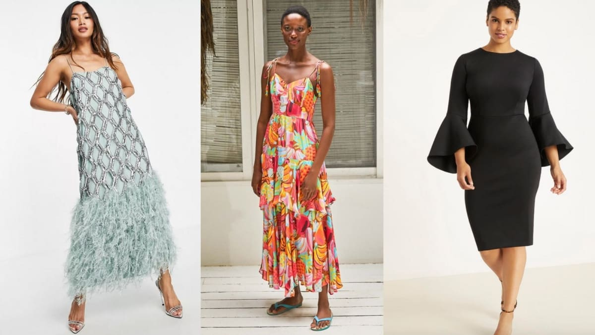 The 14 best places to buy wedding guest dresses