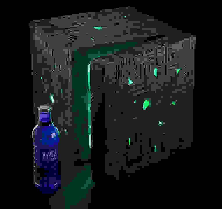 Borg Mini Fridge