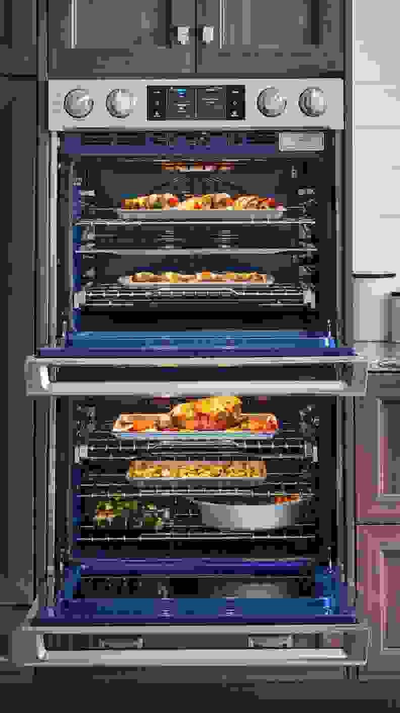 Samsung's Flex Duo Wall Oven