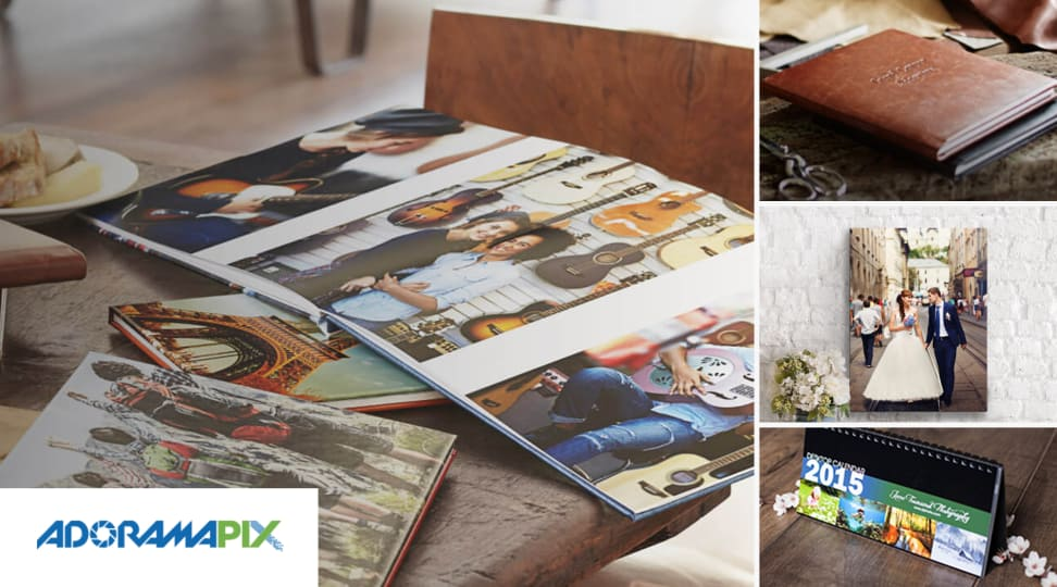 AdoramaPix Photo Printing Services