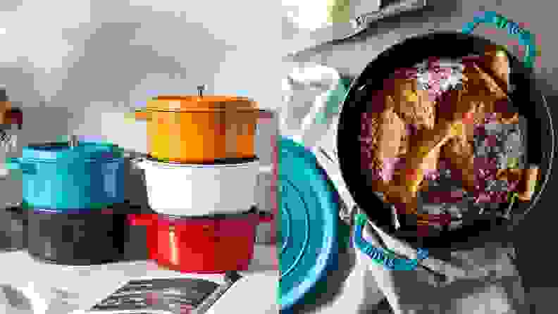 Food52 x Staub Round Cocottes
