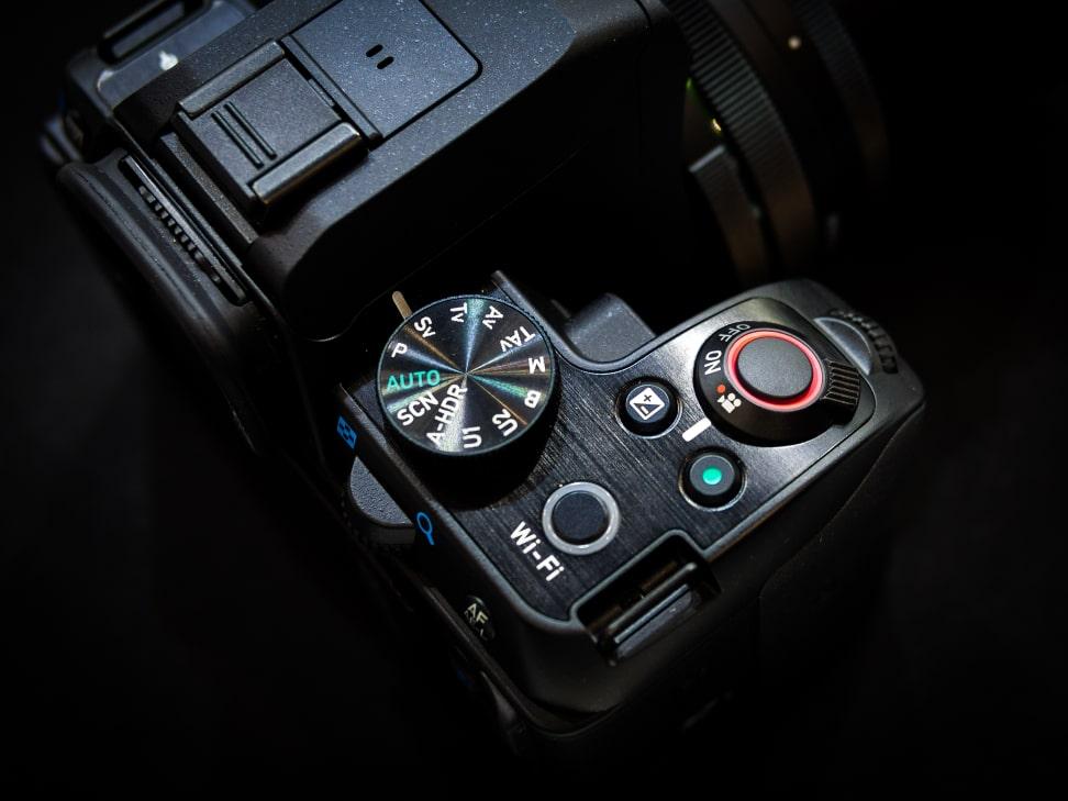 Pentax K-S2 –Red Control Ring