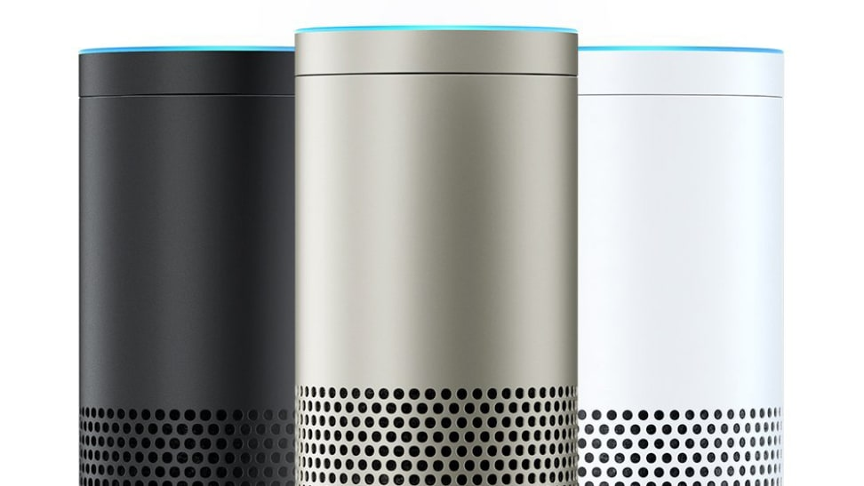 The new Echo Plus now comes in silver too!