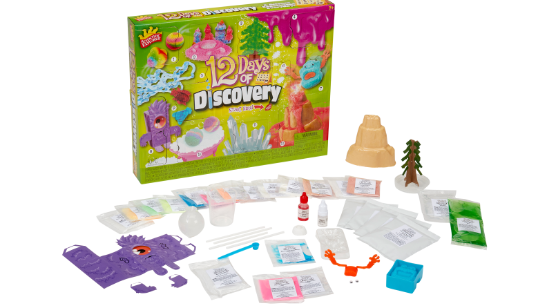 12 Days of Discovery Advent Calendar