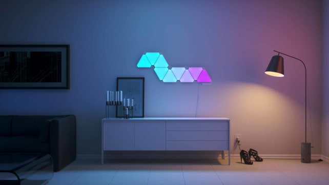 Nanoleaf Aurora Smart Lights