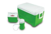 Igloo 48-quart cooler with mini-cooler and jug