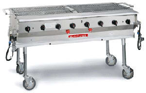 Product Image - MagiKitch'n MagiCater LPAGA-60 Outdoor Grill