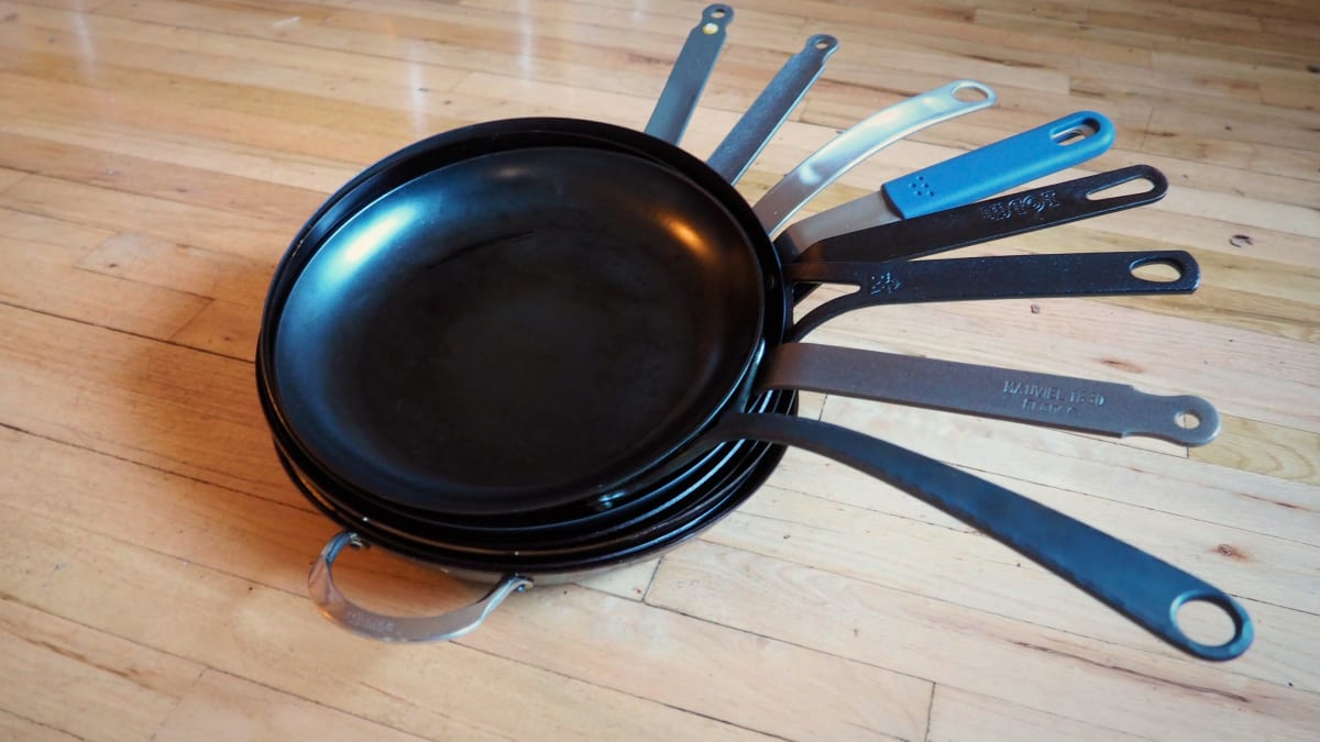 The Best Carbon Steel Pans of 2021