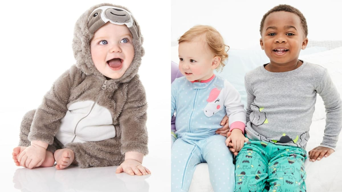 20 awesome gifts for babies and kids at Carter's