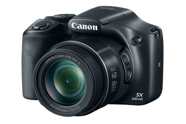 Product Image - Canon PowerShot SX530 HS