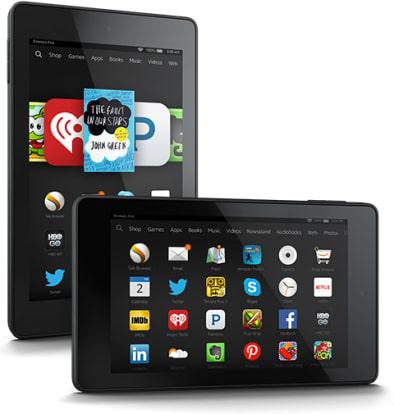 Product Image - Amazon Kindle Fire HD 6