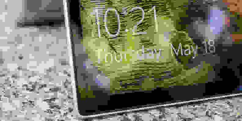 Lenovo Yoga 720 Screen bezel