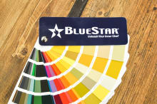 BlueStar Fridge Color Options