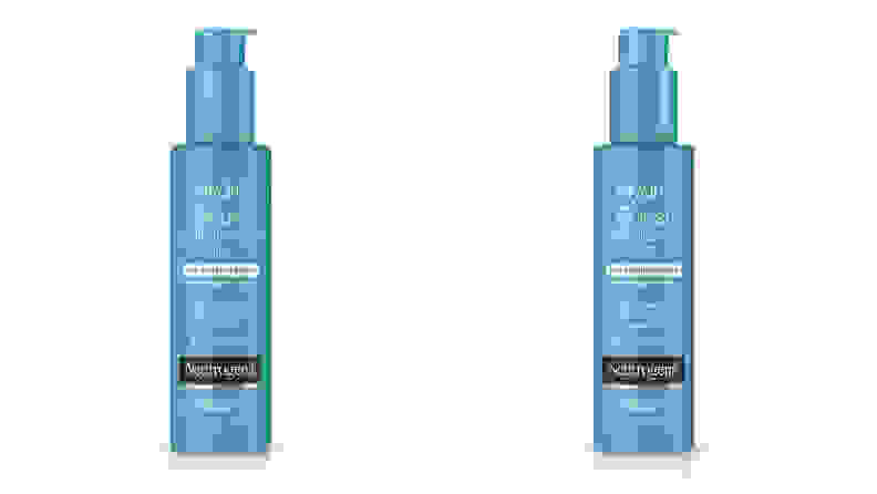 Neutrogena Hydro Boost Gentle Cleansing Lotion