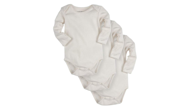 Gifts for new parents 2019: Pact Onesies