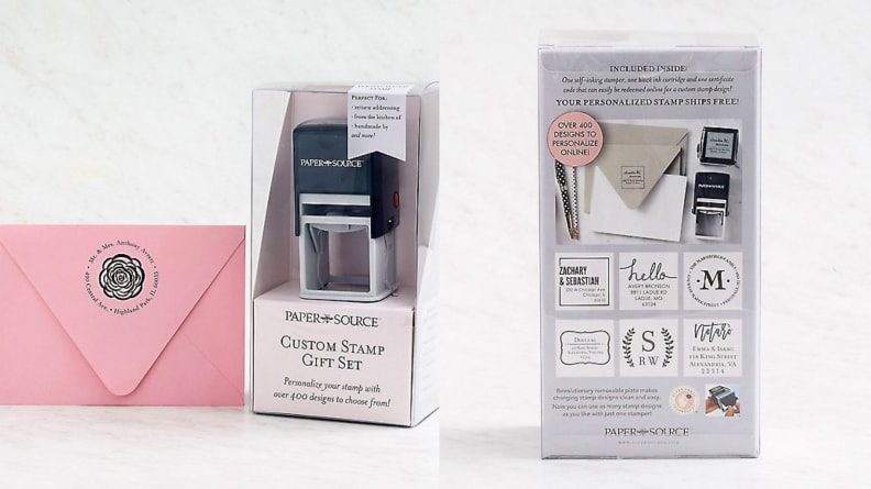 Papersource Custom Stamp Gift Set