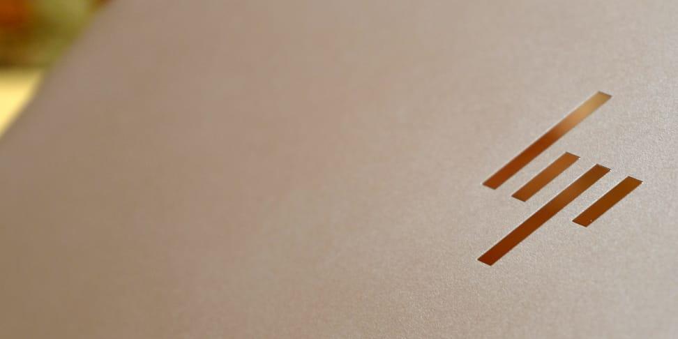 HP Spectre X360 New HP Logo