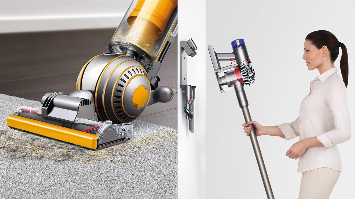 Dyson is having a major sale right now on these award-winning vacuums