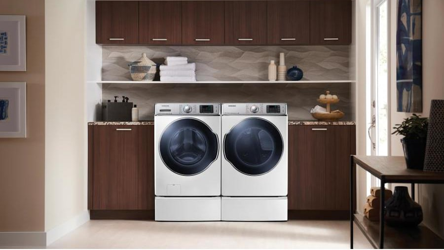 Samsung DV42H5200EW dryer review - Reviewed Laundry