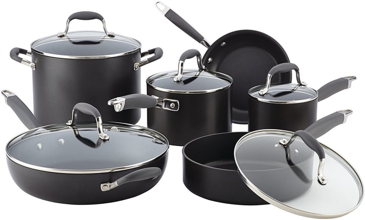 The Best Cookware Sets Of 2020 Reviewed Kitchen Cooking