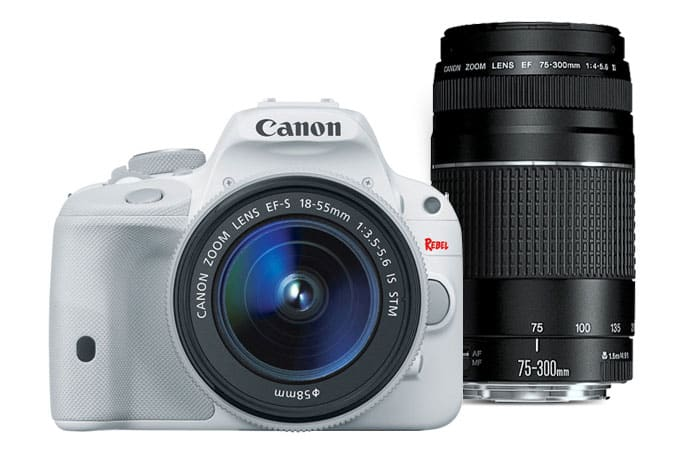Canon Rebel SL1 Deal