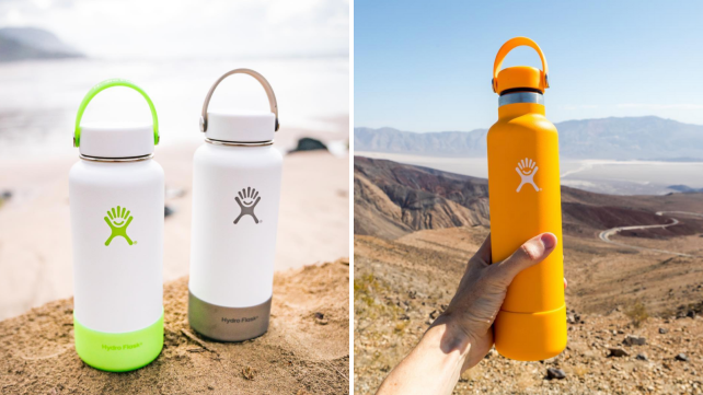 Best health and fitness gifts 2018 Hydro Flask water bottle