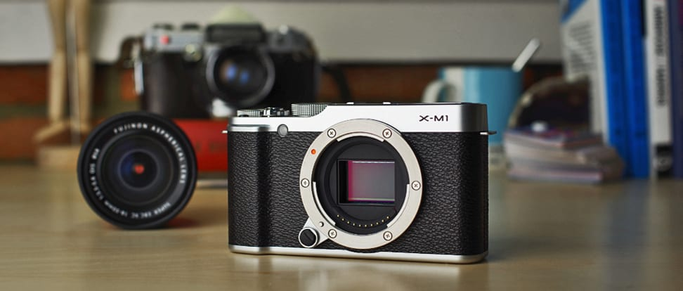 Product Image - Fujifilm X-M1