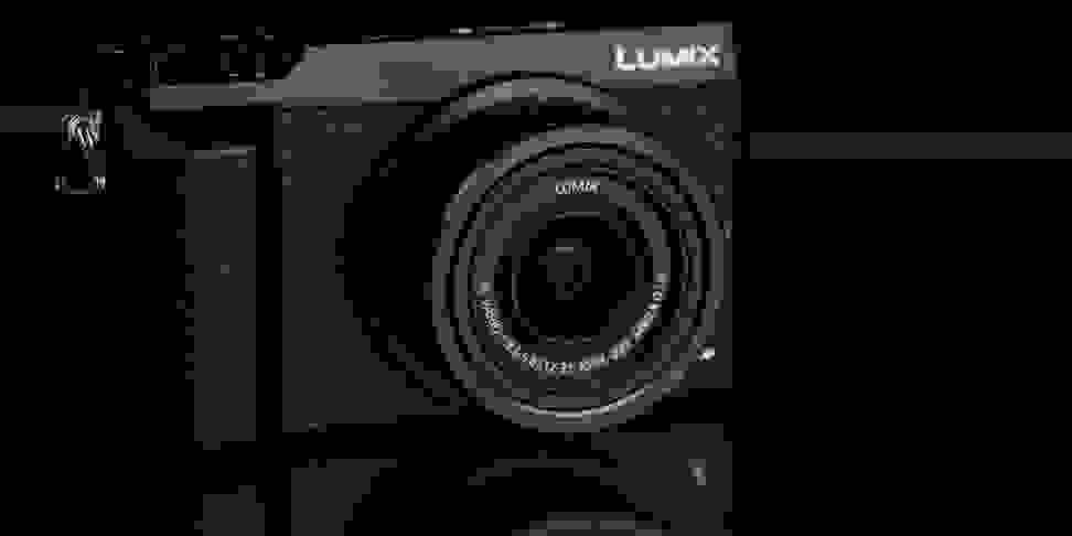 A photo of the Panasonic Lumix GX85.