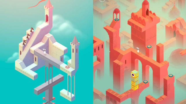 Monument Valley App