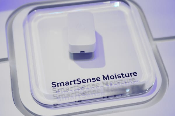 An example of Samsung SmartThing devices.