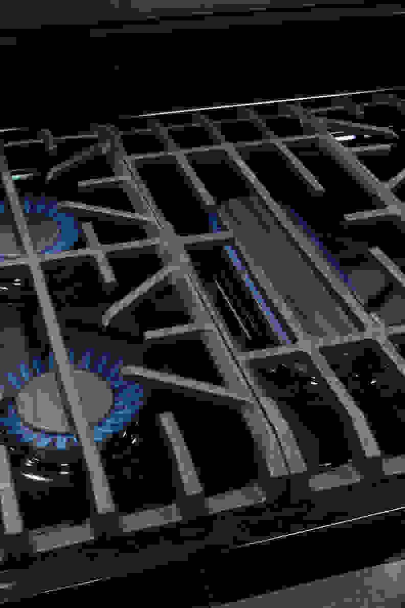 Frigidaire FPGF3077QF Burners 2