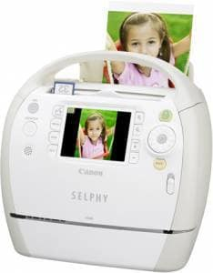 Product Image - Canon Selphy ES40