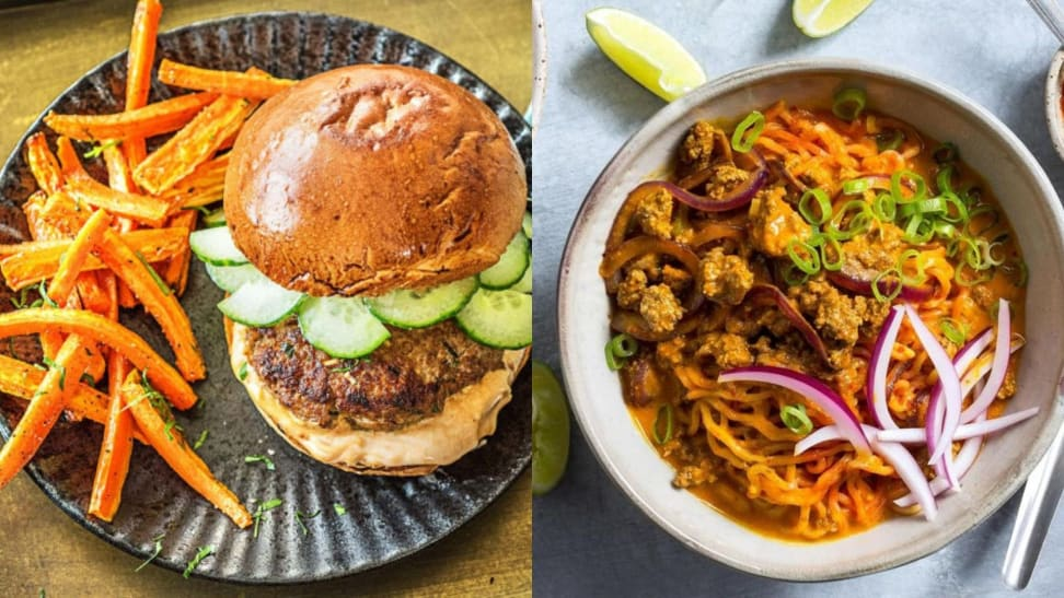 Dinner is a cinch with these recipes from some of our favorite meal kit delivery services.