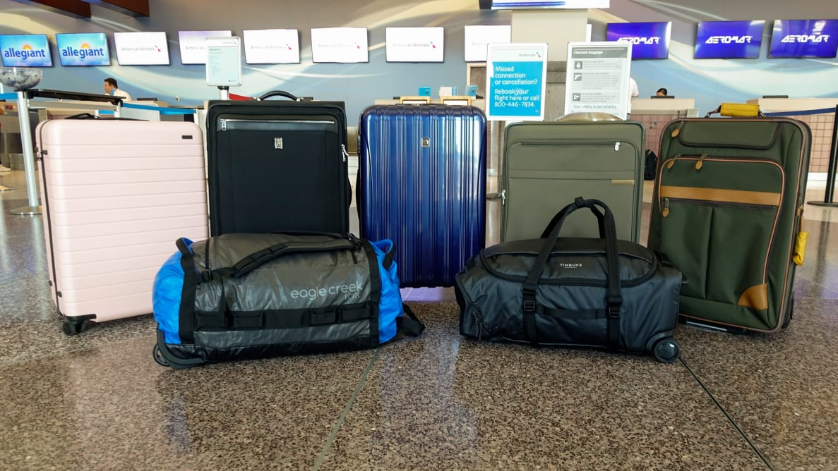 The best suitcases