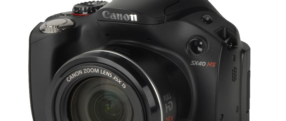 Product Image - Canon  PowerShot SX40 HS
