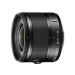 Nikon 1 nikkor 6.7 13mm f:3.5 5.6 vr